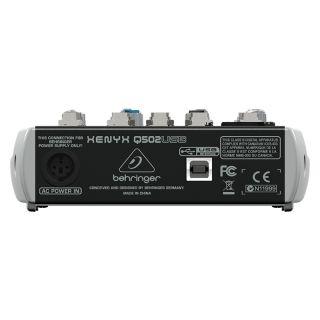 3-BEHRINGER XENYX Q502 USB