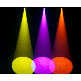 3-CHAUVET INT COLOR LED Int