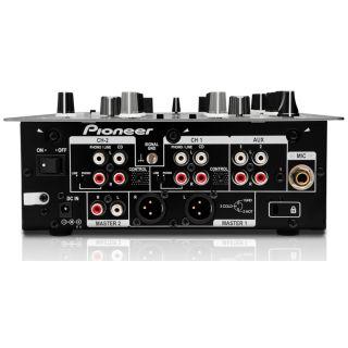 3-PIONEER DJM250K Black - M