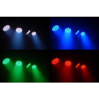 3-CHAUVET MINI 4BAR - Mini