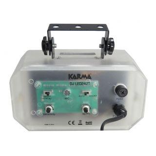 3-KARMA DJ LED242T - Effett