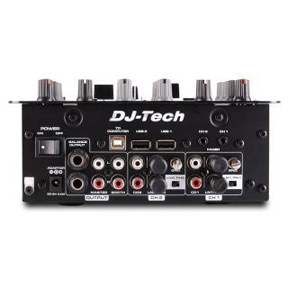 3-DJ TECH X10 - MIXER DJ 2