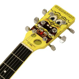 3-SpongeBob KIT Chitarra Ac