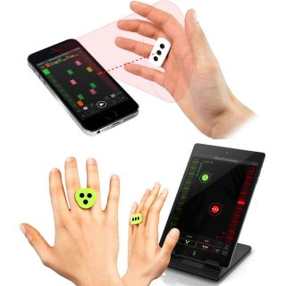 3-IK MULTIMEDIA iRing Green