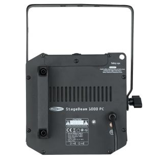 1 Showtec - StageBeam 650/1000W - PC