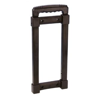 0 Adam Hall Hardware 34704 - Maniglia Estendibile 2 Allungamenti lunghezza 420 - 935 mm