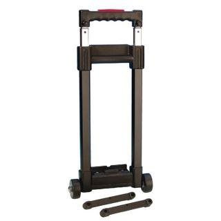0 Adam Hall Hardware 3472 - Trolley a 1 Allungamento smontabile lunghezza 420 - 960 mm