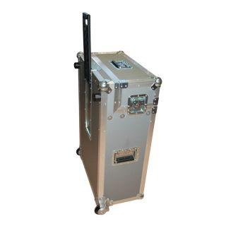 3 Adam Hall Hardware 34733 - Maniglia a Incasso Pieghevole lunghezza 434 - 684 mm