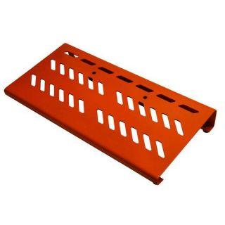 GATOR GPB BAK OR - Pedaliera Arancione in Alluminio Large_1