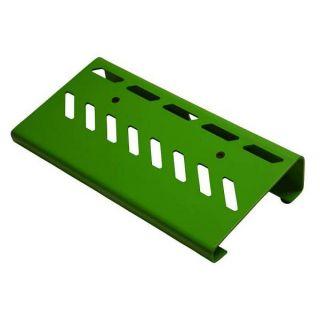 GATOR GPB LAK GR - Pedaliera Verde in Alluminio Small_1