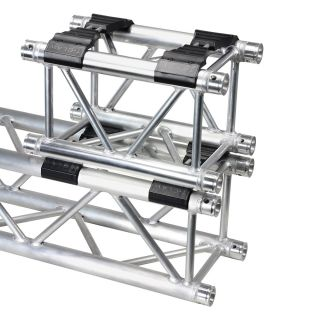 3 Adam Hall Truss T-CLAW - Sistema di impilamento Truss Stacker per traverse con diametro esterno di 290 mm
