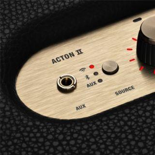 4 Marshall Headphones - ACCS-10233 Acton II Voice Google Assistant Black