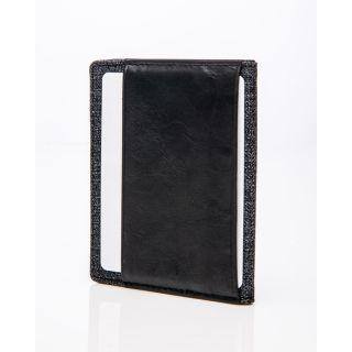 4 Marshall Headphones - ACCS-00221 Portafogli Denim & Leather