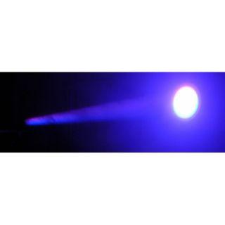 4-FLASH LED 9W RGB DMX SPOT