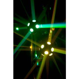 4-CHAUVET COSMOS LED - EFFE