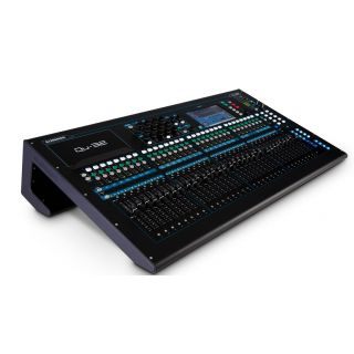 4-ALLEN & HEATH QU-32 - MIX