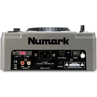 4-NUMARK CD DJ IN A BOX  -