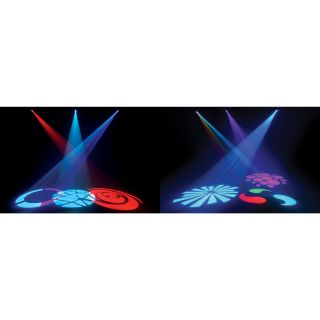 4-AMERICAN DJ - COMSCAN LED