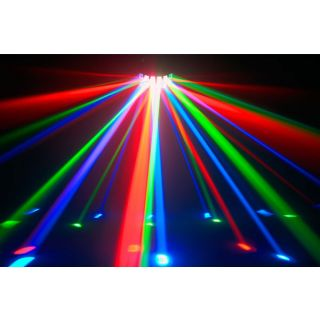 4-CHAUVET DOUBLE DERBY X -