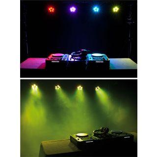 4-AMERICAN DJ Mega TRIPAR P
