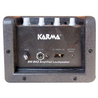 4-KARMA BM 843 - BOX AMPLIF