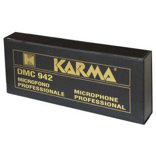 4-KARMA DMC 942 - MICROFONO