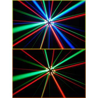 4-CHAUVET LED MUSHROOM - EF