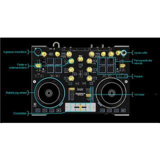 4-HERCULES DJ Console RMX 2