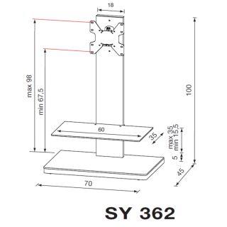 4-MUNARI SY362BI - COLONNA