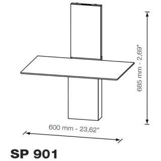 4-MUNARI SP901GR - STAFFA P
