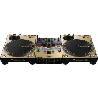 4-PIONEER DJM-S9-N Gold - L