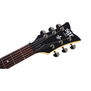 4-SGR BY SCHECTER SOLO-6-BL