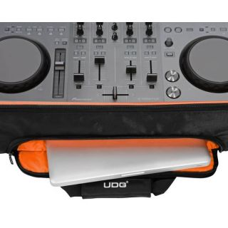 4-UDG MIDI CONTROLLER BACKP