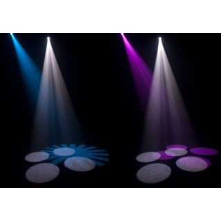4-CHAUVET INTSPOT LED150 In