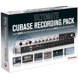 4-STEINBERG ULTIMATE CUBASE