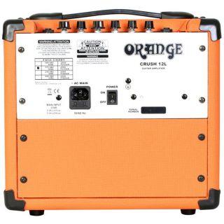 4-ORANGE CRUSH Pix CR12L -