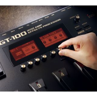 4-BOSS GT100 - MULTIEFFETTO