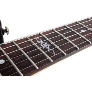 4-SGR BY SCHECTER C-1-BLK -