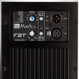 4-FBT ProMaxX 12A - CASSA A