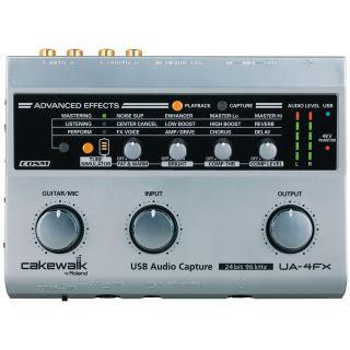 4-CAKEWALK UA4 FXCW - INTER