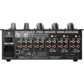 4-BEHRINGER VMX300USB PRO M