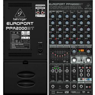 4-BEHRINGER EUROPORT PPA200