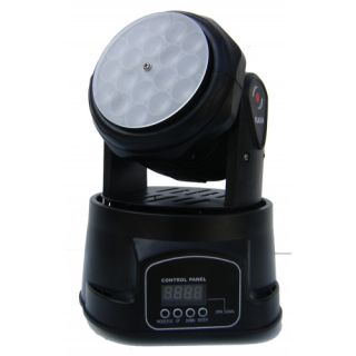 4-FLASH LED MOVING HEAD MIN