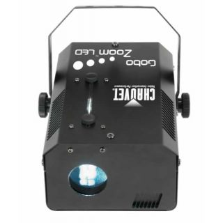 4-CHAUVET GOBO ZOOM LED - E