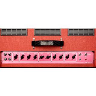 4-VOX AC30C2 RED Limited Ed