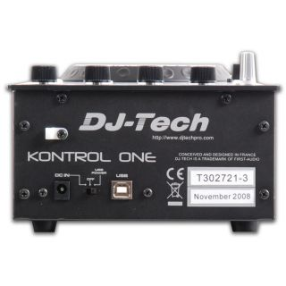 4-DJ TECH KIT ONE [MIXER ON