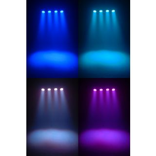4-CHAUVET MINI 4BAR - Mini