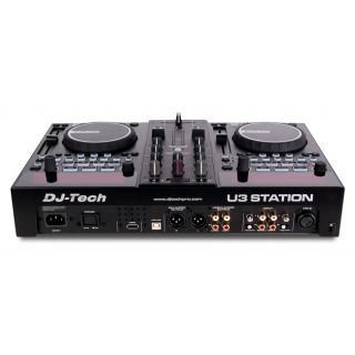 4-DJ TECH U3 STATION - CONT