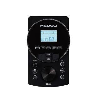 4 MEDELI DD630 - Batteria Elettronica Compatta Ed Elegante Con Snare A 2 Zone Ed Espandibiltà A 2 Crash E 4 Tom