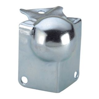 0 Adam Hall Hardware 41141 - Angolo Sferico piccolo con Angolo a L 39 mm integrato sagomato 22 mm